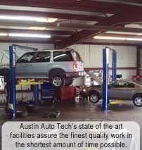 Austin Auto Techs Facilities